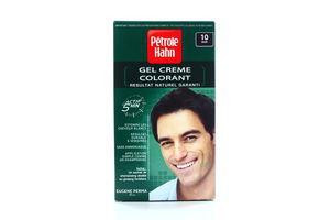 Фарба для волосся Petrole hahn для чоловіків noir 10