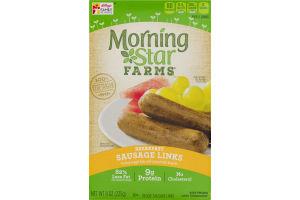 Kellogg's Morning Star Farms Breakfast Sausage Links -