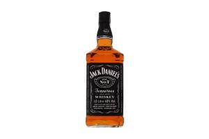 Віскі 1л 40% Jack Daniel's пл