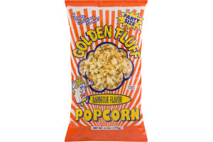 Golden Fluff Popcorn Party Size Barbecue