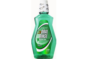 CareOne Alcohol Free Antiseptic Fresh Mint Flavor Oral Rinse