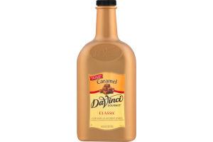 DaVinci Gourmet Classic Caramel Flavored Sauce