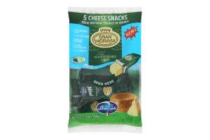 Снэки сырные Gran Moravia 32% кор/мол