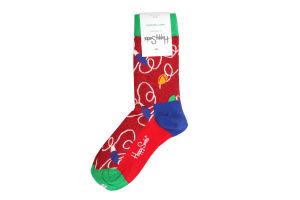 Шкарпетки жін Happy Socks різнок 36-40 HLI01-4000