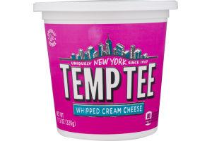 Temp Tee Cream Cheese Whipped