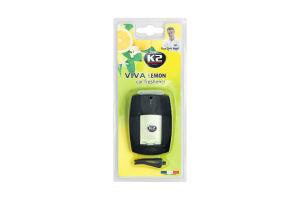 Ароматизатор K2 аромат лимона