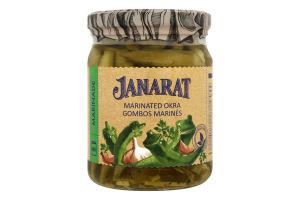 Консервы Janarat Бамия маринованная
