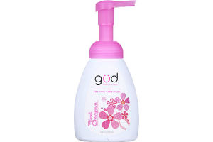 Gud from Burt's Bees Natural Floral Cherrynova Foaming Hand Wash
