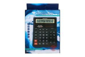 Калькулятор 12 розрядів