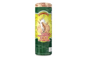 Хлібці пшенично-вівсяні Хрумтик м/у 100г