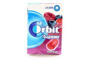 Льодяники Orbit лісові ягоди 35г