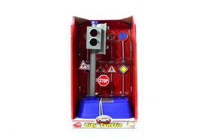Іграшка Smoby Набір светлофор і дорожні знаки