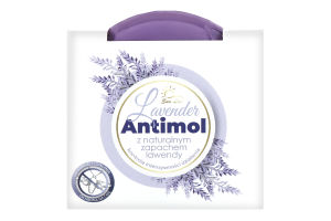 Средство от моли с ароматом лаванды Antimol Sun Lux 20г
