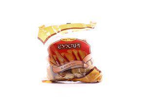 Cухарі Класичні Київхліб 0,3 кг