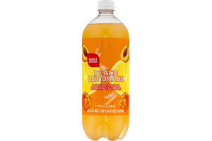Smart Sense Peach Lemonade Low Calorie