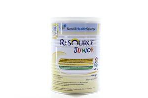 Смесь сухая для детей 1-10лет Junior Resource Nestle ж/б 400г