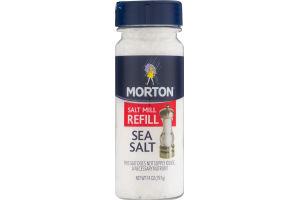 Morton Salt Mill Refill Sea Salt