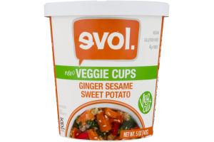 evol. Veggie Cups Ginger Sesame Sweet Potato
