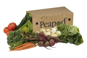Peapod Seasonal Vegetable Box