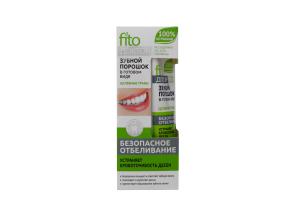 Fito Доктор зубний порошок Цілющі трави 45мл
