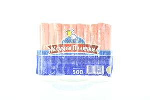 Крабовые палочки замороженные Пеликан 500г