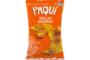 Paqui Grilled Habanero Tortilla Chips