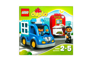 LEGO® DUPLO® Полицейский патруль 10809