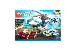 LEGO® City Стремительная погоня 60138