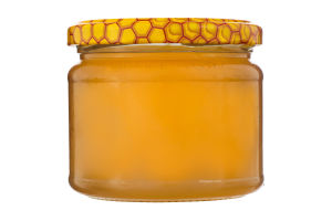 Мед лесное разнотравье Лавка традицій с/б 0.4кг