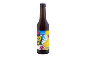 Пиво 0.33л 6.1% світле нефільтроване Правда Гарбузове пиво пл