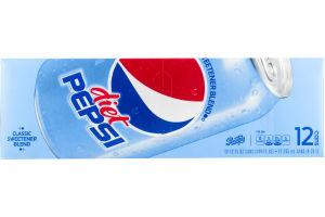 Diet Pepsi - 12 CT