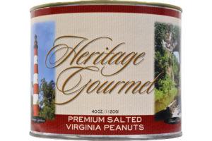 Heritage Gourmet Premium Salted Virginia Peanuts