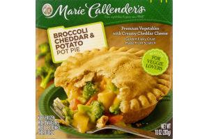 Marie Callender's Pot Pie Broccoli Cheddar & Potato