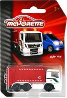Іграшка для дітей від 3-х років Машинка City Mercedes-Benz Zetros Majorette 1шт