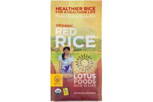 Lotus Foods Organic Red Rice
