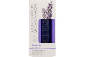 Nature's Origin Aromatherapy Essential Oil Lavender