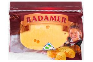 Сир 45% твердий Radamer Spomlek м/у 200г
