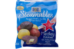 Side Delights Steamables Medley Potatoes
