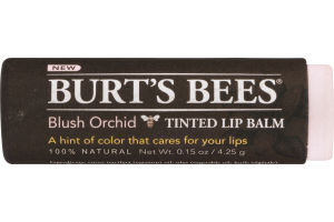 Burt's Bees Tinted Lip Balm Blush Orchid