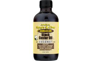 Jamaican Mango & Lime Black Castor Oil Coconut