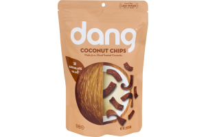 Dang Coconut Chips Chocolate Sea Salt