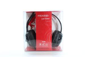 Навушники з гарнітурою Microlab K280