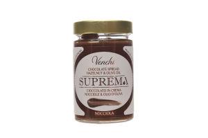 Паста Venchi Suprema из молочного шоколада