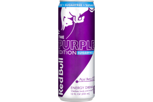 Red Bull Energy Drink Acai Berry