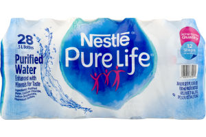 Nestle Pure Life Purified Water - 28 CT
