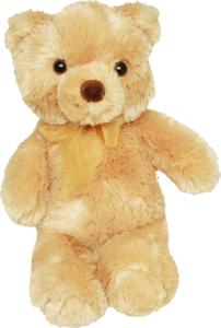 Мягкая игрушка Aurora Медведь бежевый, 28 см