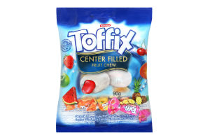 Жувальні цукерки Toffix Mix 90 гр
