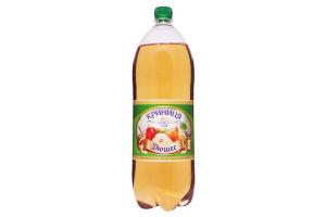 Напій безалкогольний сильногазований Дюшес Криниця п/пл 2л