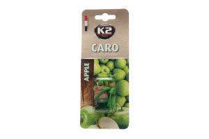 Ароматизатор K2 аромат зеленого яблока стекл.бутыл