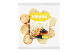 Сырники жареные замороженные Снежок Макей м/у 600г